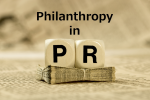 Understanding the role of philanthropy in Public Relations
